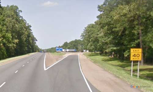 ar i30 arkansas gurdon rest area eastbound mile marker 56