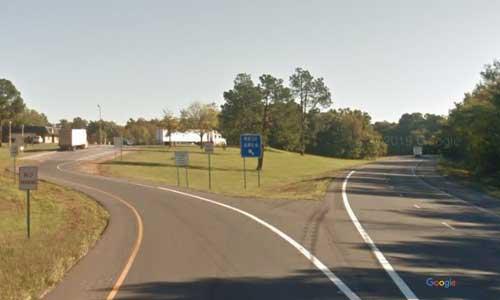 ar i30 arkansas social hill rest area eastbound mile marker 93