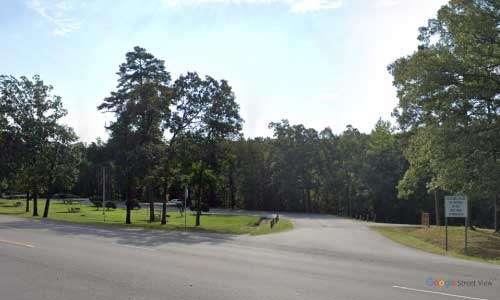 ar us70 arkansas lonsdale rest area bidirectional mile marker 8